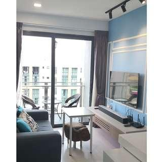 Urban Vista 2 Bedrooms Duplex Penthouse for Sale!