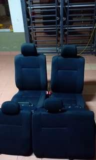 Seat kerete passo 08 @Myvi