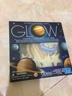 Glow in the dark Bintang