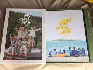 BTS SP2017 PB + Outbox + CD + V selfiebook