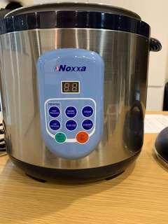 🚚 Noxxa Pressure Cooker