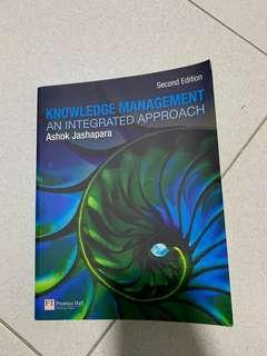 Knowledge Management Textbook