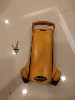 Portable bag/luggage trolley