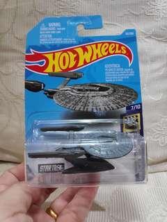Hot Wheels USS Vengeance from Star Trek