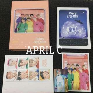 BTS 4th Muster DVD (Unsealed)