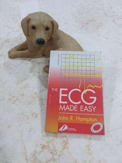 Hampton, John R. The ECG made easy.