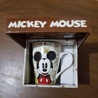 Mickey and Minnie cup