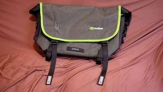 🚚 全新舊金山 Timbuk2 斜背 郵差包 NVIDIA 客製款Messenger Bag M