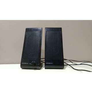 Sonic Gear Computer Speakers