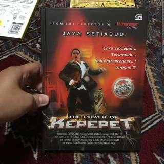 Buku The Power of Kepepet
