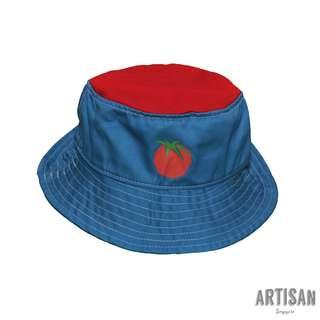 Bucket Hat - Tomato