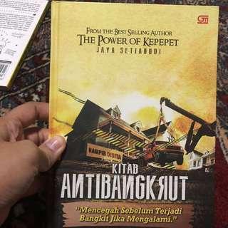 Buku Kitab Antibangkrut