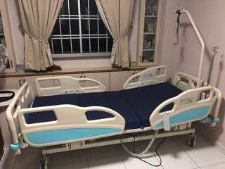 🚚 3 electrical bed with warranty