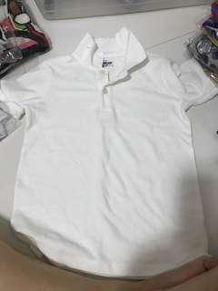 Oshkosh white polo t shirt