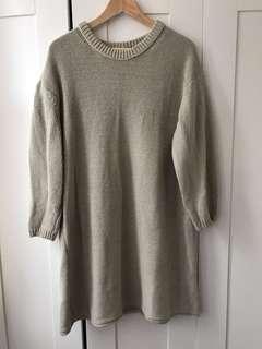 Aritzia le fou tunic sweater