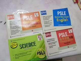 PSLE Quick revision book