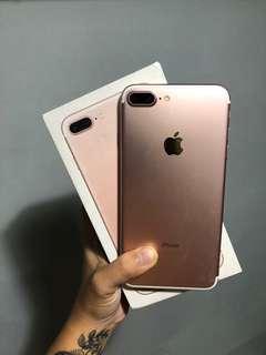 iPhone 7Plus 128GB Factory Unlocked Rosegold