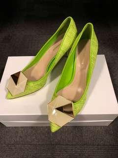 Nicholas Kirkwood 70 mm low heel shoes