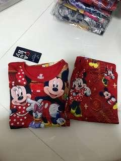 🚚 Disney pj set