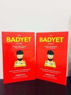 My Badyet Diary by Chinkee Tan