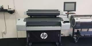 Hp Designjet Printer Plotter