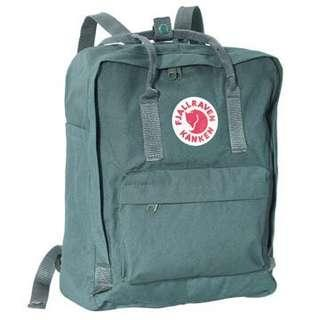 Kanken Classic (Frosted Green)