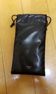 Celine glasses bag 有棉花保護 不是薄薄的 celine 眼鏡袋