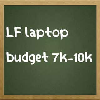 Looking for laptop rush