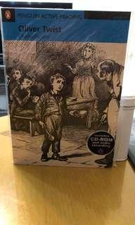 Oliver Twist (Penguin Active Reading, Level 4)[雾都孤兒]