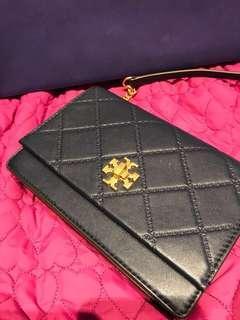 Tory Burch Georgina turn lock crossbody handbag