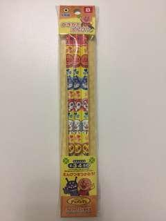 麵包超人 鉛筆 B 六角軸 學童 Anpanman pencil