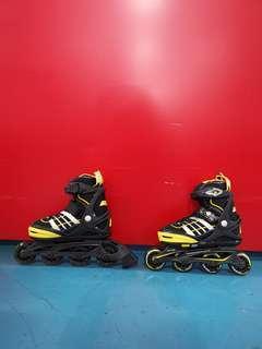 Adreno Junior Kids Inline Skates (Adjustable Size EU 32-35)