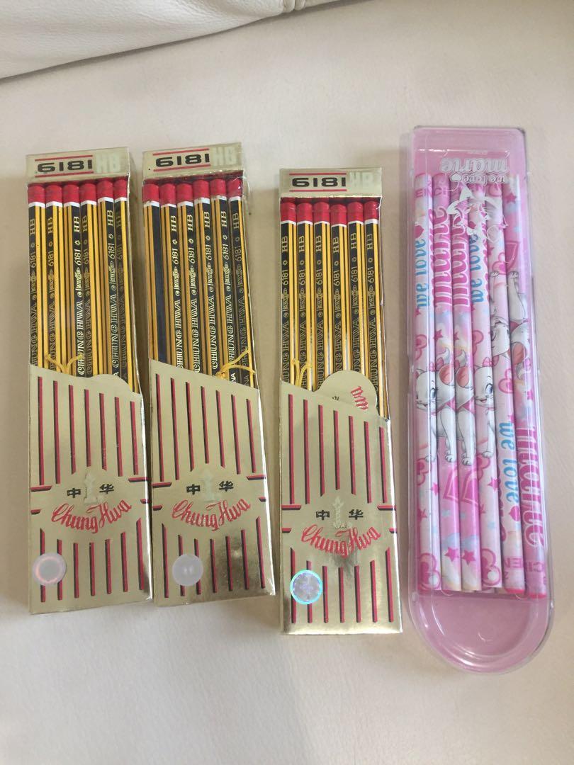 中華版鉛筆