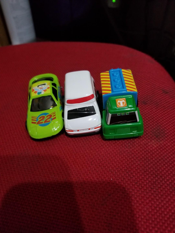 玩具車仔 車