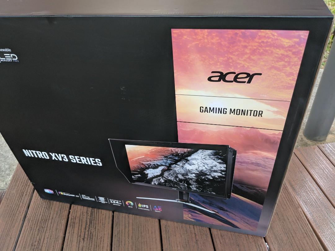Acer Nitro XV273K P 4K HDR 27-inch IPS UHD (3840x2160