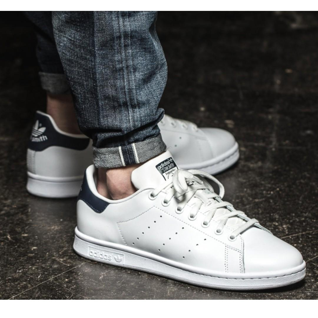 low priced 9609b b1420 Adidas Stan Smith, Women's Fashion, Shoes, Sneakers on Carousell
