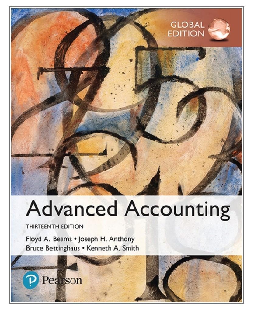 Advance Accounting 13th Edition Floyd A Beams Buku Alat Tulis Buku Pelajaran Di Carousell