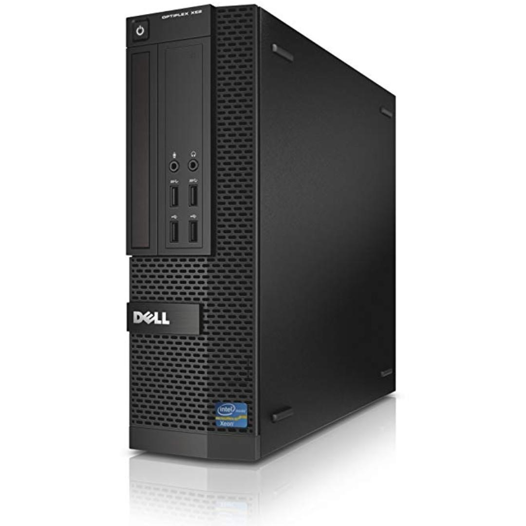 AMD Graphics 4th Gen Dell Optiplex XE2 SFF PC, Electronics