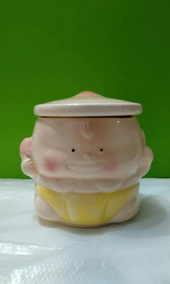 BB有耳陶瓷杯