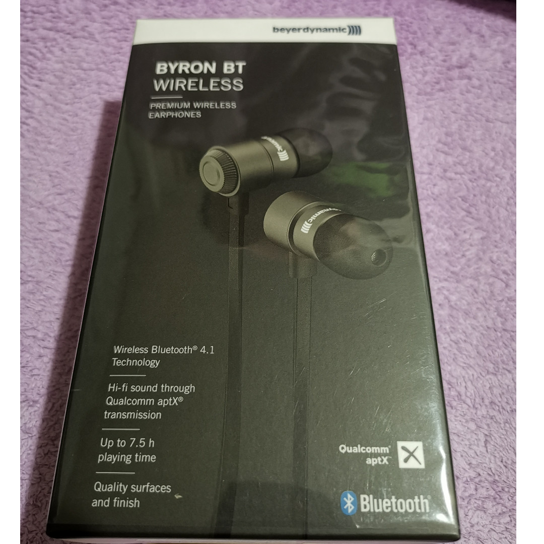 c07a55afca5 Beyerdynamic Byron BT Wireless Bluetooth Headset, Electronics, Audio ...