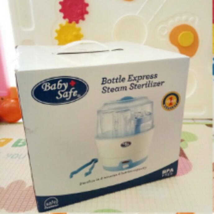 Bottle Sterilizer / Sterilizer Botol Baby Safe