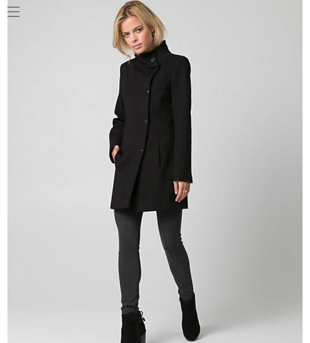 Make an offer - Brand new wool coat - le chateau-XxS