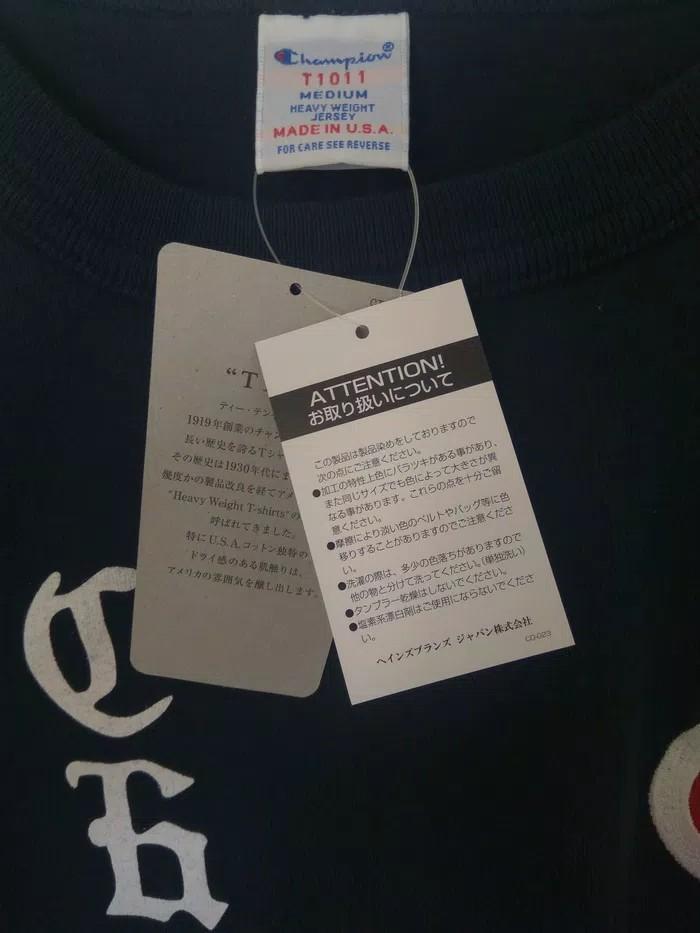 Champion Tee - Fukuoka Exclusive - 100% ori BNWT