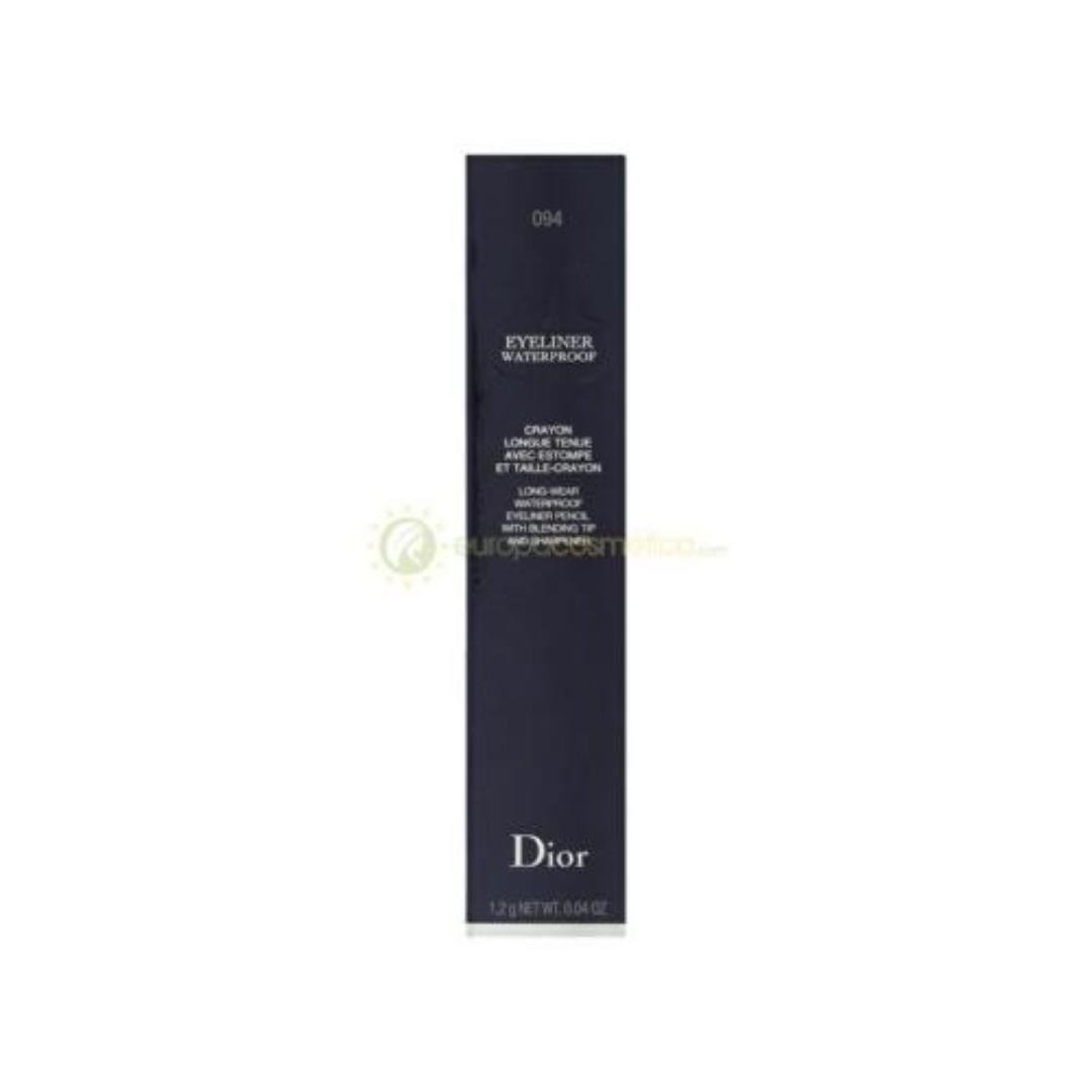 Christian Dior  Eyeliner Waterproof - # 094 Trinidad Black 1.2g. BNIB. RRP$42