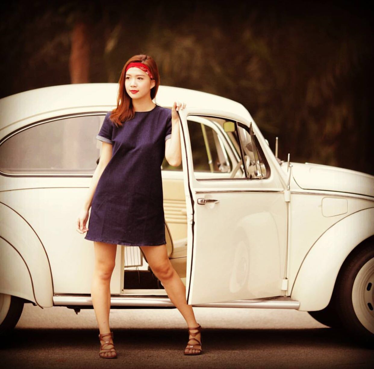 Classic Vintage Car Rental Photoshoot Events Wedding Cars
