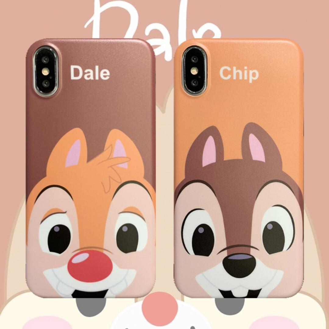 Disney Chip Dale Soft Case For Iphone Mobile Phones Tablets Mobile Tablet Accessories Cases Sleeves On Carousell