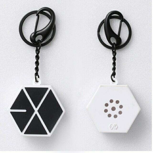 Exo voice keyring suho / chen. Official elyxion goods
