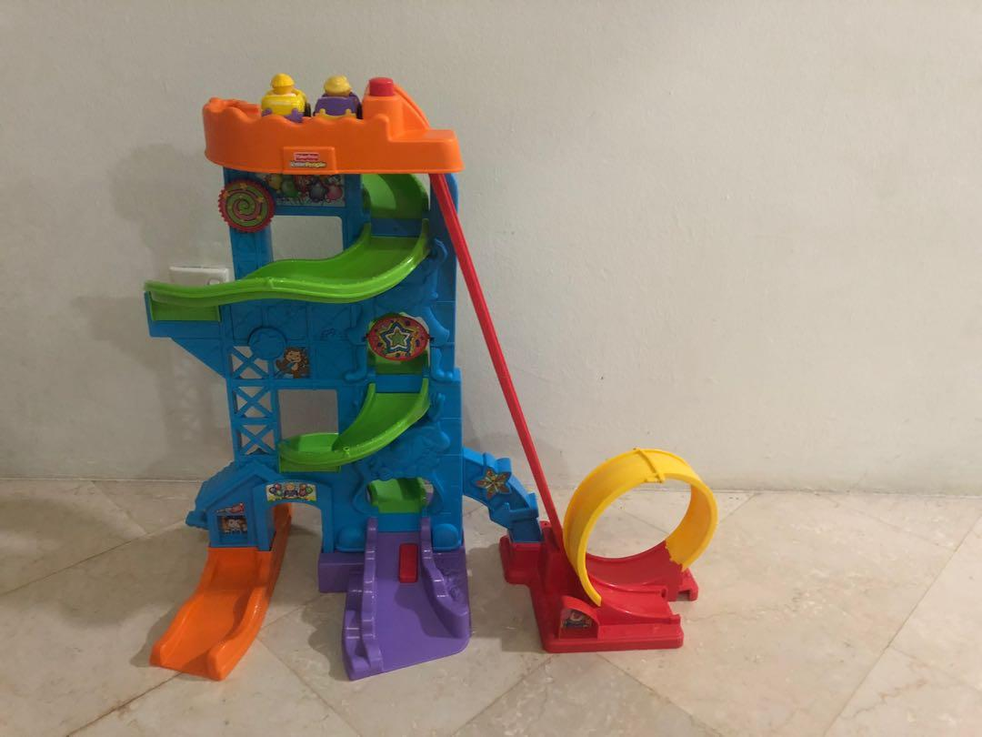 Fisher Price Car Track Toys Games Others On Carousell