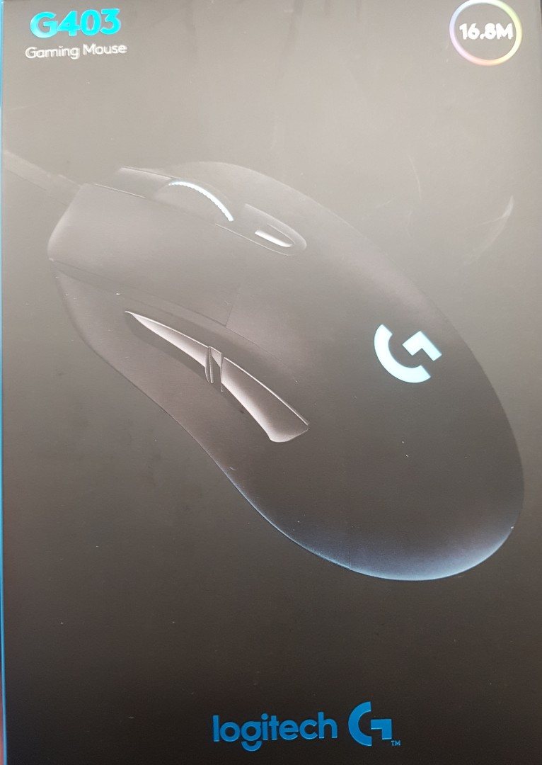 c07cdbe0695 G403 Prodigy Gaming Mouse by Logitech, Electronics, Computer Parts ...