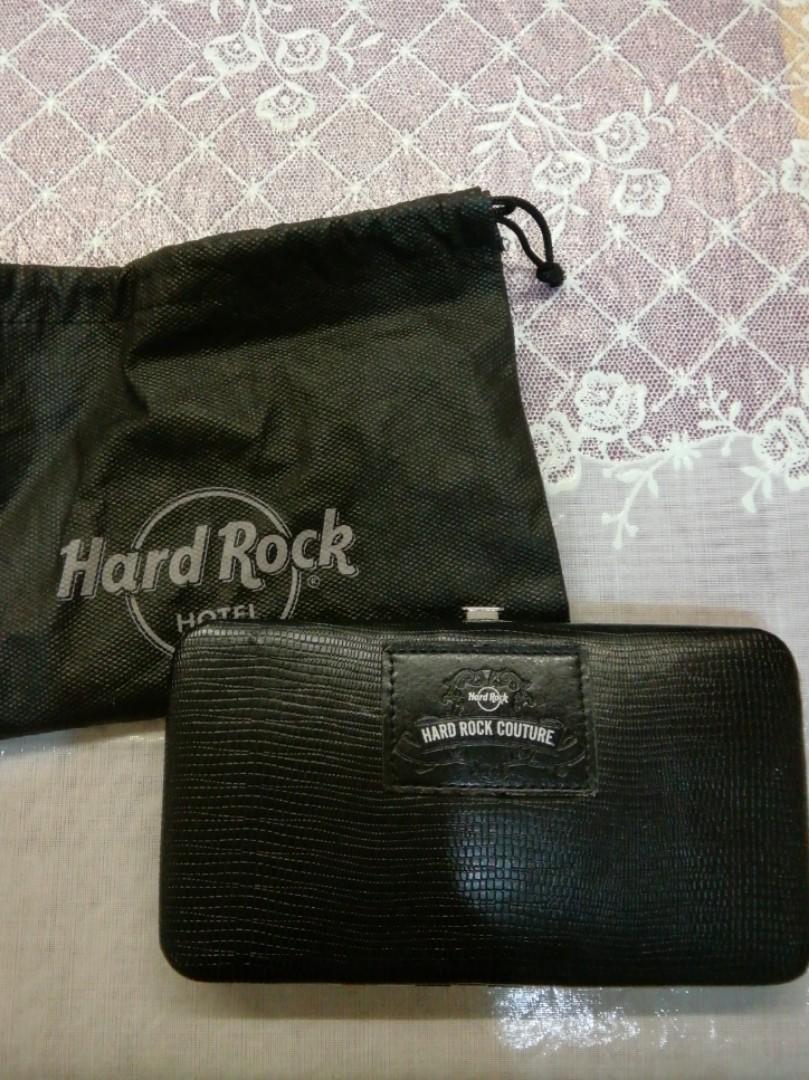 Hard Rock Clutch, wristlet from Pattaya